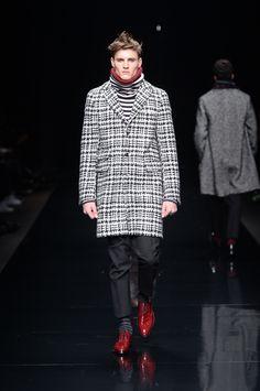 Ermanno Scervino Men's FW1516 fashion show #ScervinoLive #ErmannoScervino