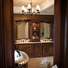 Matching Vanity in master bathroom. #lyonsmcconnell #architecture #construction #archilovers #woodworking #handmade #homedecor #wood #bath #vanity #carpenter #craftsman #bathroom #woodturning #home #rusticdecor #cabinetmaking #rusticchic #furniture #vanities #newjersey #reclaimed #decoration #homedesign #custommade #interiors #interiordesign #interiors #house