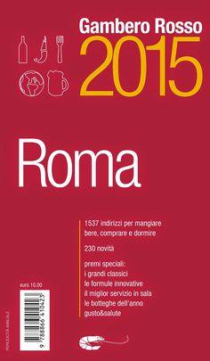 Guida Roma del Gambero Rosso 2015