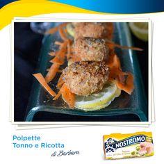 Amici e amiche del Nostromo salpate con noi verso un pasto carico di gusto e divertimento!   La nostra blogger Barbara ci insegna come preparare delle ottime polpette a base di tonno e ricotta: http://www.cucinadibarbara.com/2014/01/ricetta-polpette-tonno-e-ricotta.html  #tonno #ricotta #polpette #recipe #ricetta #food
