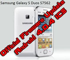 How to update Samsung Galaxy S duos to Android 4.0.4 ICS official firmware