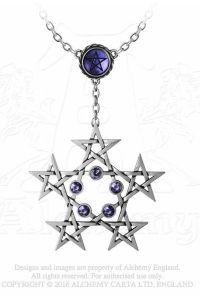 Alchemy Gothic - Halskette mit Anhänger - PentaGramatron