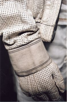 Carol Christian Poell ss08 perforated leather