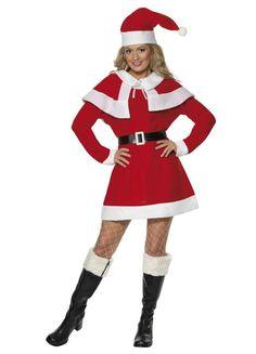 Miss Santa Fleece Adult