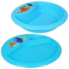 Disney Finding Dory Plastic Plate and Bowl (Set)
