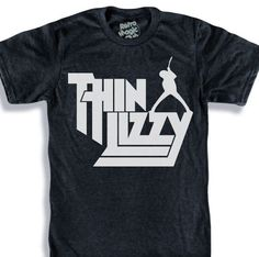 THIN LIZZY T-shirt Whiskey in the Jar Jailbreak The Boys Are Back in Town