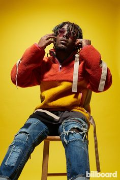 Lil Uzi Vert: The Billboard Photo Shoot