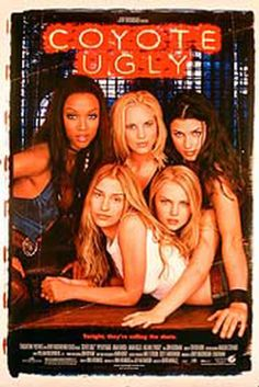 coyote ugly (Bar coyote)