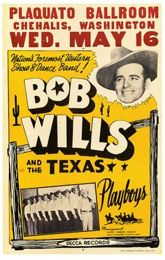Bob Wills  the Texas Playboys