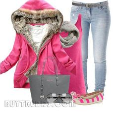 Cute pink clothes