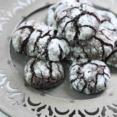 Čokoládové crinkles | Na skok v kuchyni