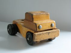 Vintage Community Playthings Truck cab / Original by oldstufflove