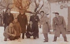 La nevicata del 1956 e un omaggio all'amico Tonino Fiore.