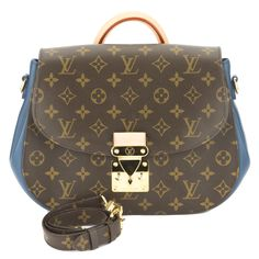 Louis Vuitton Monogram  Eden MM Blue (Authentic Pre Owned). Get one of the hottest styles of the season! The Louis Vuitton Monogram  Eden MM Blue (Authentic Pre Owned) is a top 10 member favorite on Tradesy. Save on yours before they're sold out!