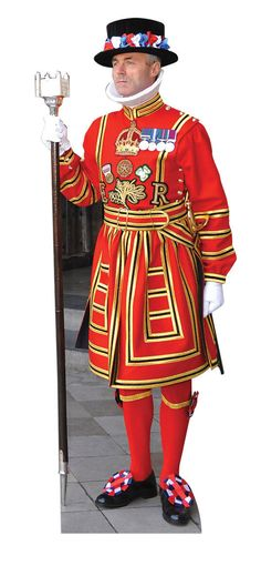 Star Cutouts Beefeater Lifesize Cardboard Cut Out British Themed Parties, British Party, Queen 90th Birthday, 90th Birthday Parties, St Georges Day, London Party, Summer Fair, Party Venues, Party Themes