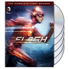 The Flash: The Complete First Season (Dvd)