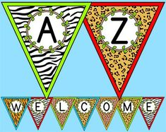 Make fun jungle theme banners for your classroom with this versatile wild animals bunting set! Jungle Theme Classroom, Classroom Decor, School Classroom, Classroom Activities, Behavior Management Chart, Fun Educational Games, Literacy Worksheets, Online Games For Kids, School Decorations
