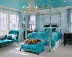 Mi cuarto.