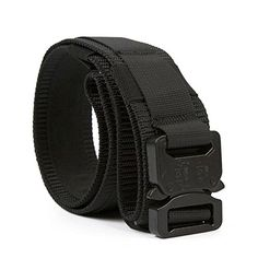 "Anseahawk 1.5"" Tactical Duty Belt with Cobra Buckle for E... https://www.amazon.com/dp/B01KLDWMTW/ref=cm_sw_r_pi_dp_x_WpesybN7F8NJ7"