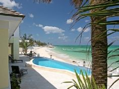 Ocean Front Private Caribbean Villa with Infinity PoolVacation Rental in Nassau