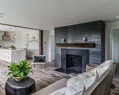 modern farmhouse fireplace - Google Search