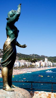 Divine view of Lloret de Mar, Costa Brava, Spain | 24 Reasons Why Spain Must Be on Your Bucket List. Amazing no. #10
