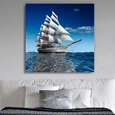 Πίνακας με καράβι