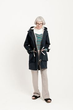 Fashion for all ages: parkas – in pictures