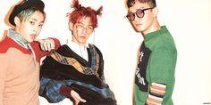 Photobook de 'Hey Mama!' - EXO-CBX
