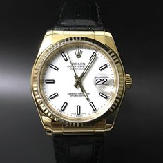 Rolex Datejust 116138 Yellow Gold. #watchporn #watchmania #wristwatch #watchoftheday #timepiece #secondhand #instawatch #secondoriginalwatch #jamtanganseken #preownedwatch #luxurywatch. www.mulialegacy.com