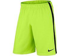 pantaloni nike verde fluo