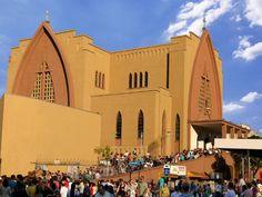Santuário Nossa Senhora de Guadalupe. #curitiba #cwb