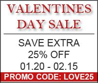 valentine day sales