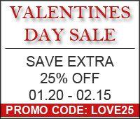 Valentine Day Sale !!!