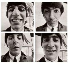 Beatlemaníaca desde eu ainda me surpreendo com fotos incríveis dos Beatles [e que eu NUNCA tinha visto na vida]. Beatlemaniac since I am still surprised by incredible pictures of the Beatles [and that I had NEVER seen in my life]. Beatles Funny, Beatles Love, Beatles Photos, Liverpool, John Lennon, All You Need Is Love, Peace And Love, The Quarrymen, The Beatles
