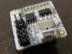 Dustmotes: Wireless Sensor/Actuator Network by ANTFARM INC. — Kickstarter.  Make your own WSN. Control your Home from your Tablet/SmartPhone! For DIY folks and App builders alike.