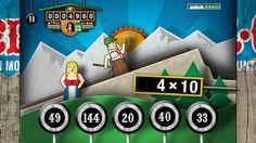 YodelOh Math Mountain - a fun iOS app for learning basic math skills