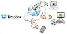 APLICACIÓN QUE UTILIZARÉ: Dropbox (información siempre disponible en cualquier dispositivo y muy fácil de compartir)