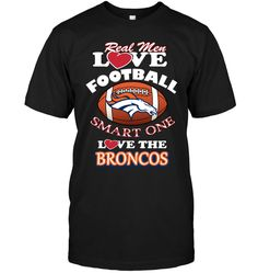 Real men Broncos