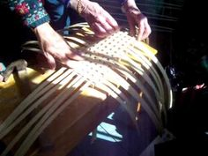 New England Basket Weaving - #2