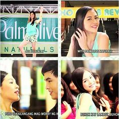 "nikki janella salvador | Janella Salvador Newest ""Palmolive Girl"" TV Commercial (Video ..."