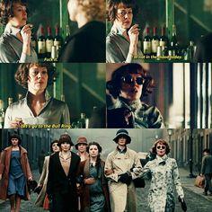 Aunt Polly, Linda, Esme & Lizzy | Peaky Blinders