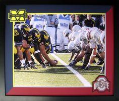 University of Michigan vs. Ohio State