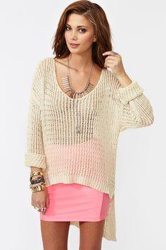 camden knit- cream