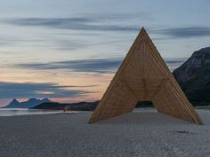 Architectural Installations for SALT Cultural Festival