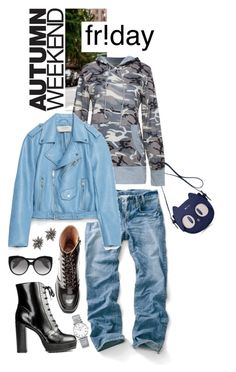 """""""Happy Friday...Happy Weekend !!!"""" by shortyluv718 ❤ liked on Polyvore featuring Longines, WithChic, Jakke, Alexander McQueen and Alexis Bittar"""