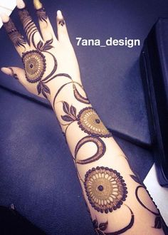 ❤️ Kashee's Mehndi Designs, Modern Henna Designs, Latest Henna Designs, Finger Henna Designs, Mehndi Designs For Girls, Mehndi Designs For Beginners, Mehndi Design Pictures, Mehndi Designs For Fingers, Mehndi Images