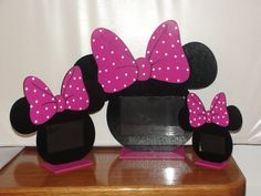 <3 Ideas Para, Minnie Mouse, Disney Characters, Themed Parties, Mini Mouse, Disney Face Characters