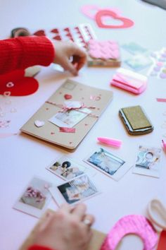 Urban Outfitters - Blog - UO DIY: Valentine's Day Scrapbook