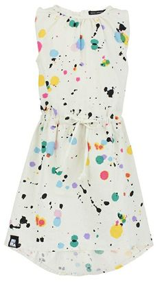 Mini  Maximus Paint Splatter Dress ---> I saw this I want this, with maybe more splatter though